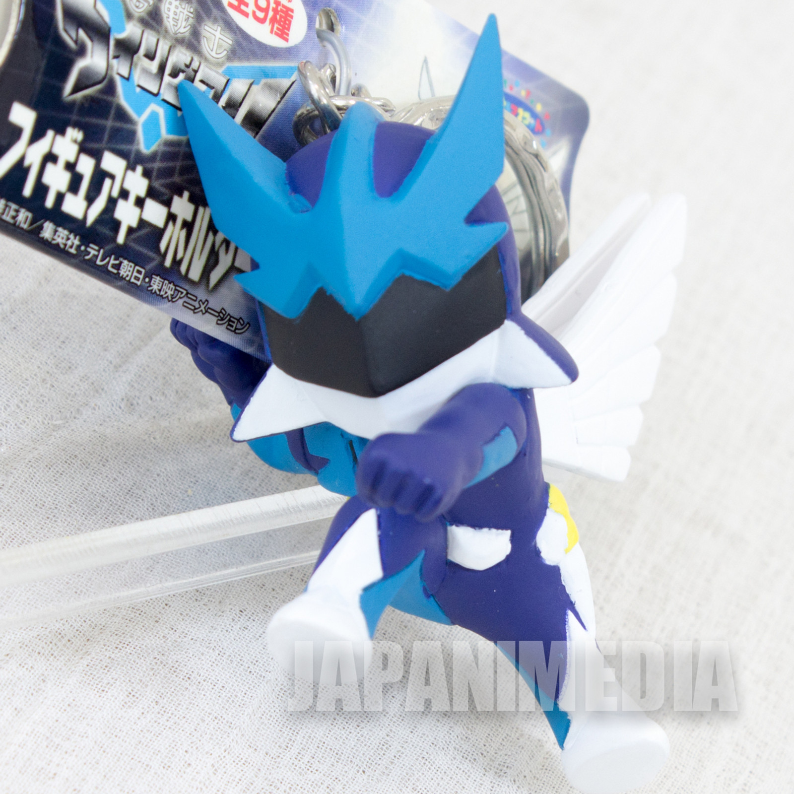 WINGMAN Blue ver. Figure Keychain Banpresto JAPAN ANIME MANGA