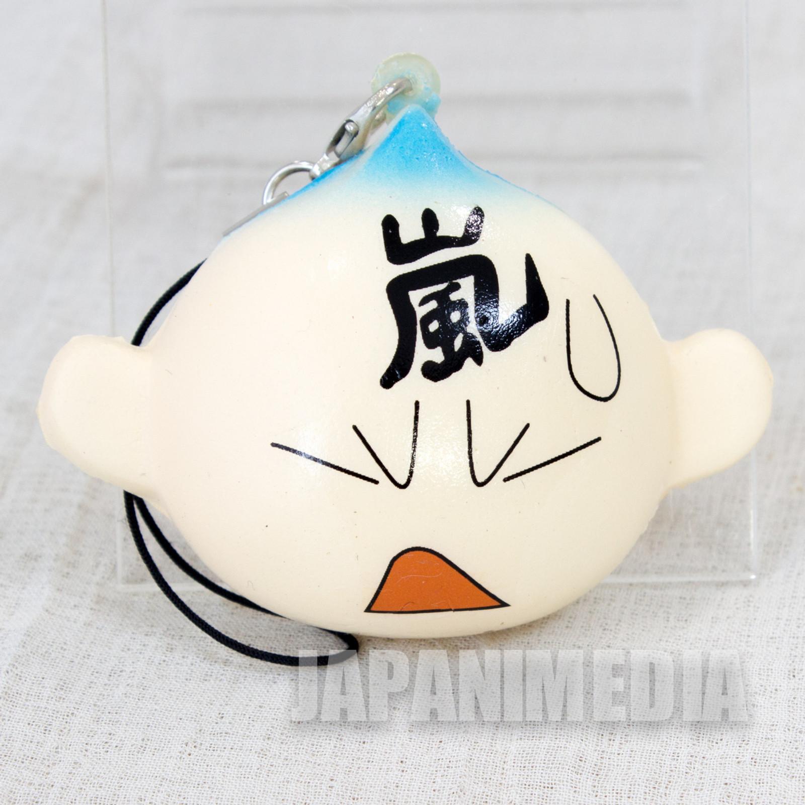 Berserk Kuri Puck Fairy Squishy Sqeeze Mascot Strap JAPAN ANIME MANGA 1