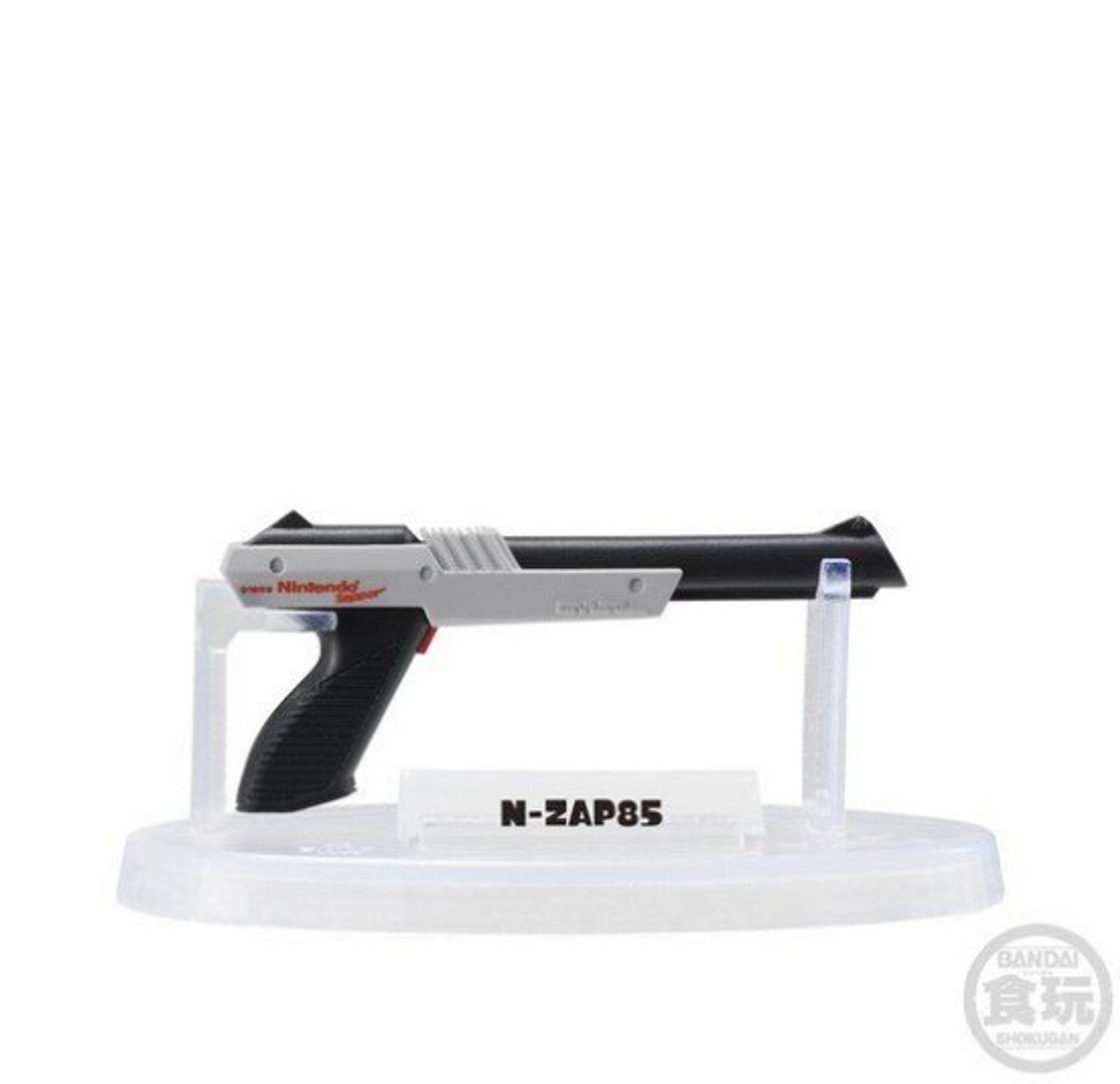 Splatoon 2 N-ZAP '85 Weapon Figure Collection JAPAN Nintendo Switch