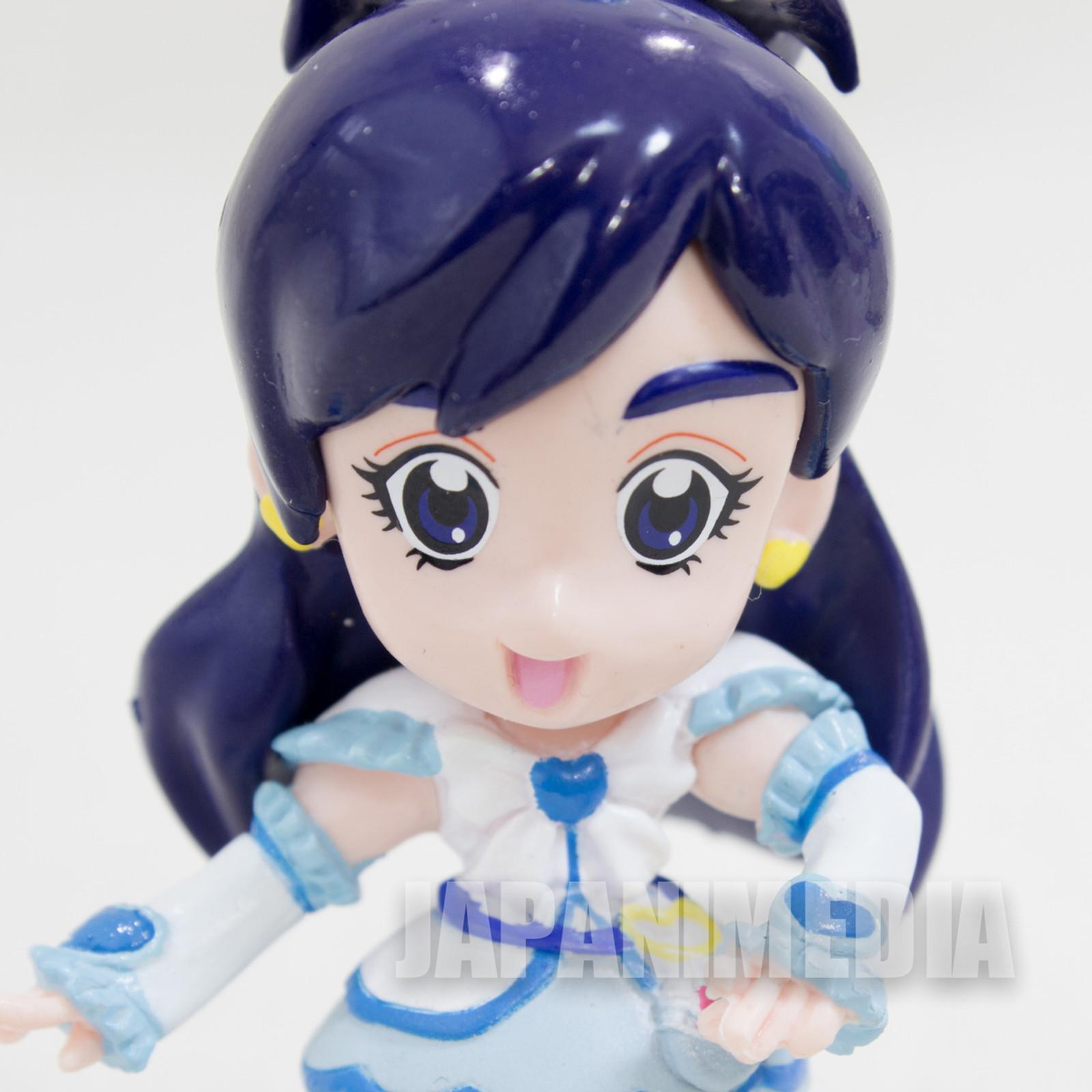 Futari wa Pretty Cure Max Heart Cure White (Honoka Yukishiro) Petit cute Figure JAPAN ANIME