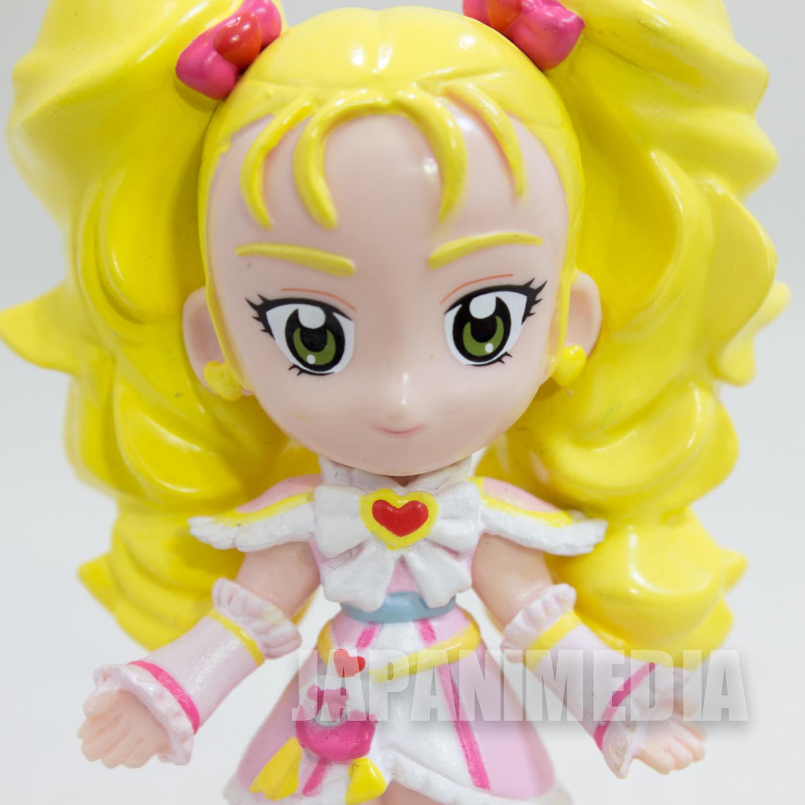 Futari wa Pretty Cure Max Heart Shiny Luminous (Hikari Kujo) Petit cute Figure JAPAN ANIME