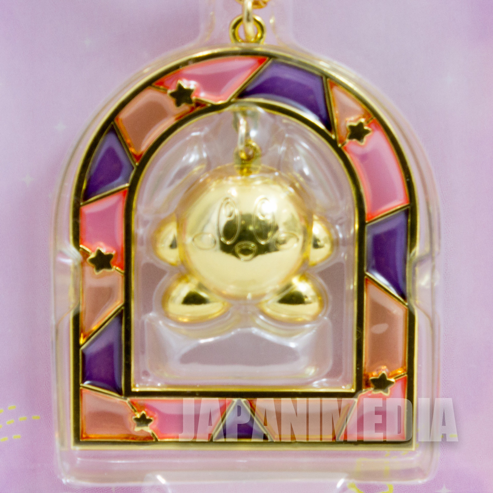 Kirby Super Star Twinkle Night Mascot Charm Keychain Banpresto JAPAN 1