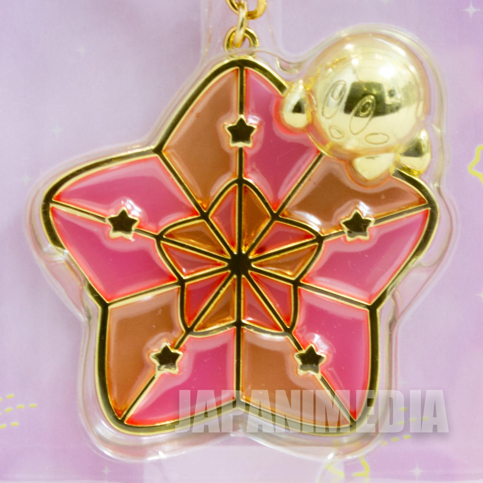 Kirby Super Star Twinkle Night Mascot Charm Keychain Banpresto JAPAN 2