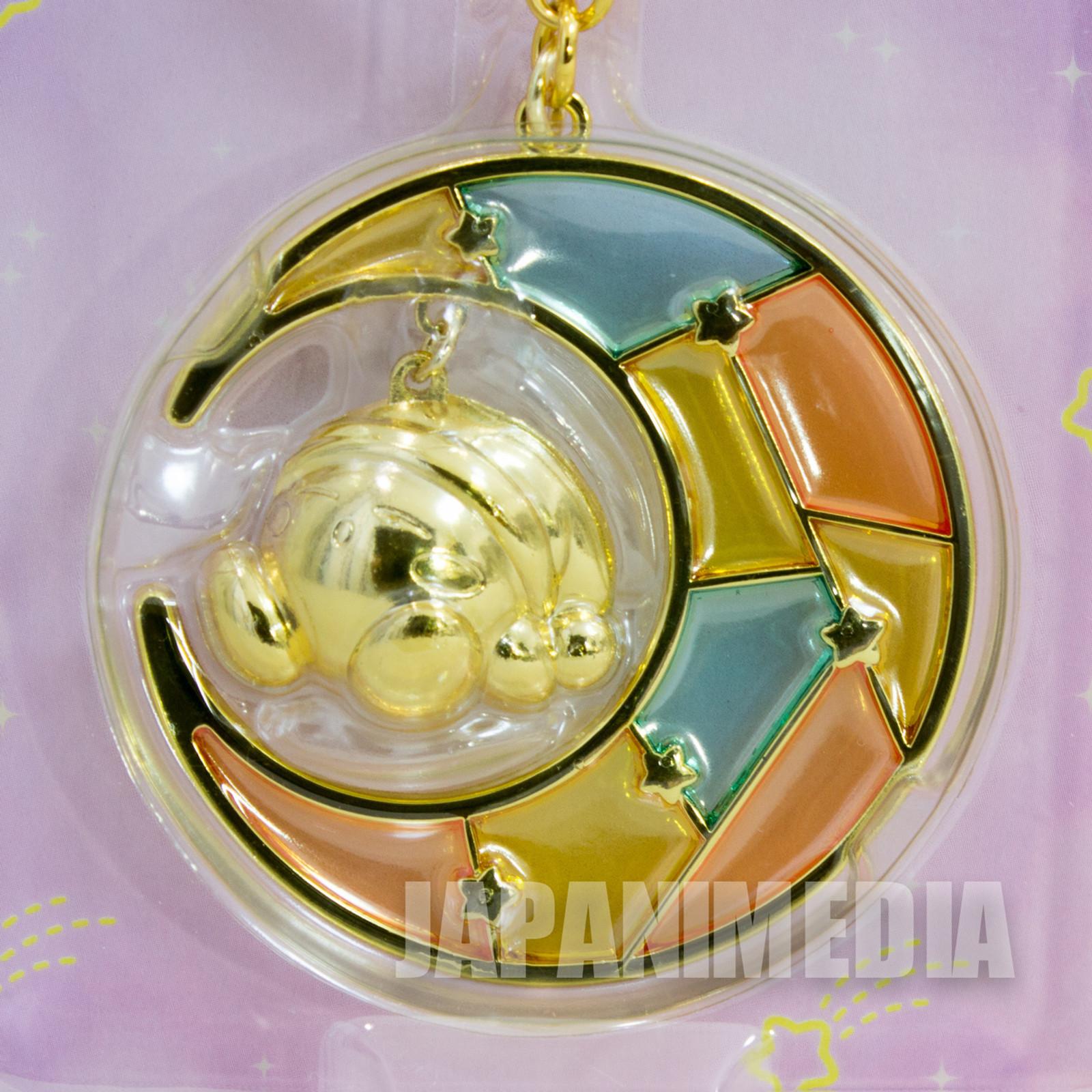 Kirby Super Star Twinkle Night Mascot Charm Keychain Banpresto JAPAN 3