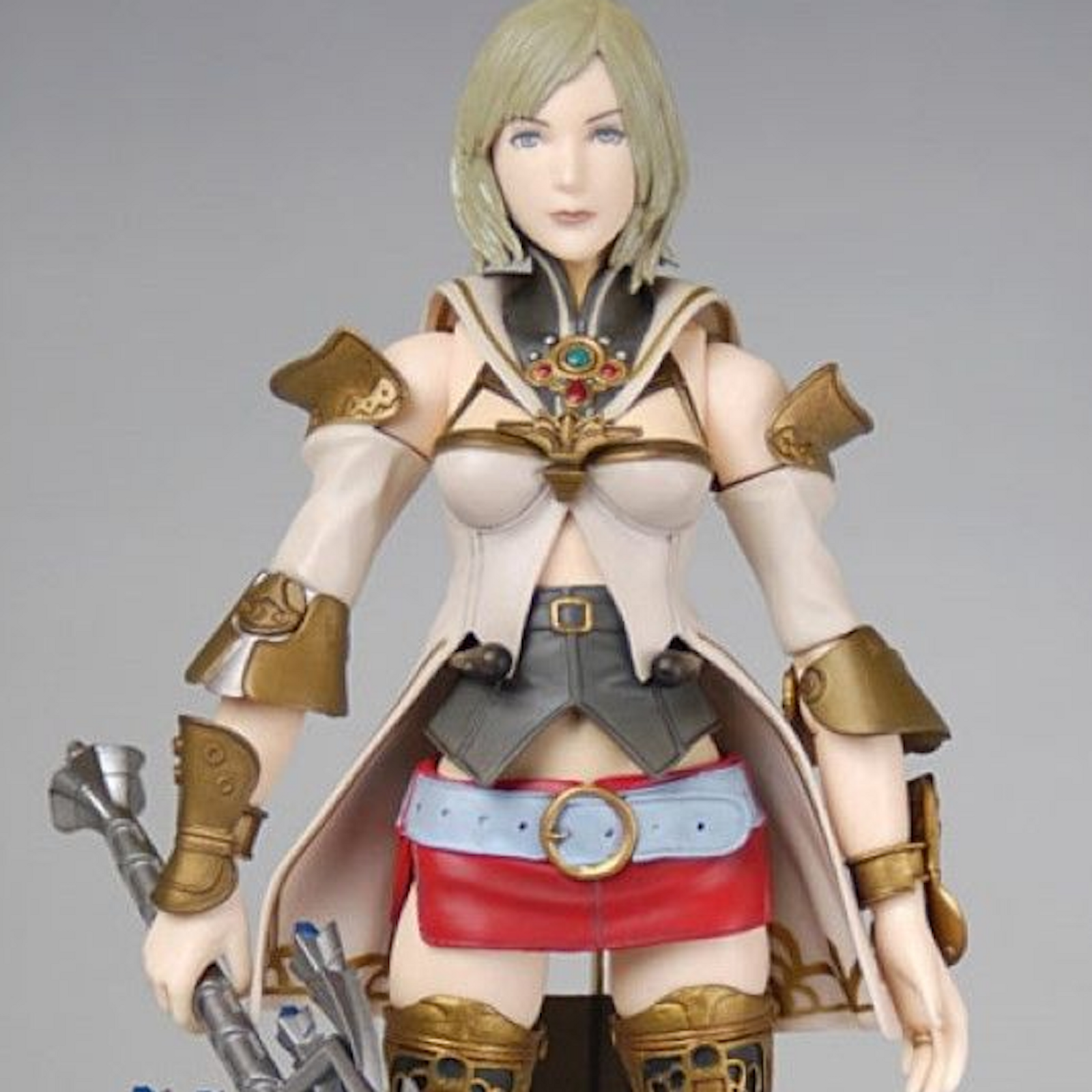 Final Fantasy VII Ashe PLAY ARTS PVC Action Figure Square Enix