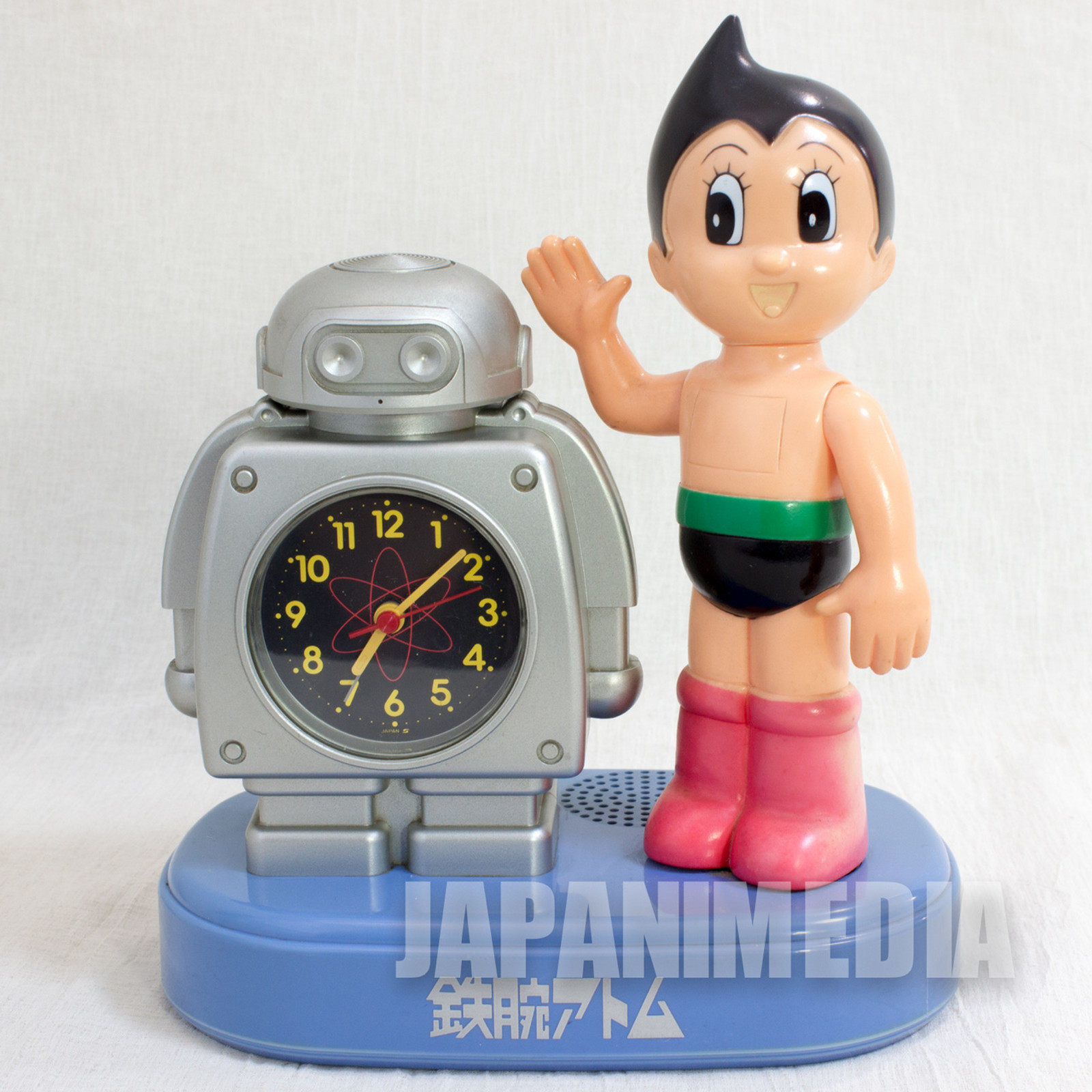 Astro Boy with Robot Figure Clock JAPAN ANIME MANGA