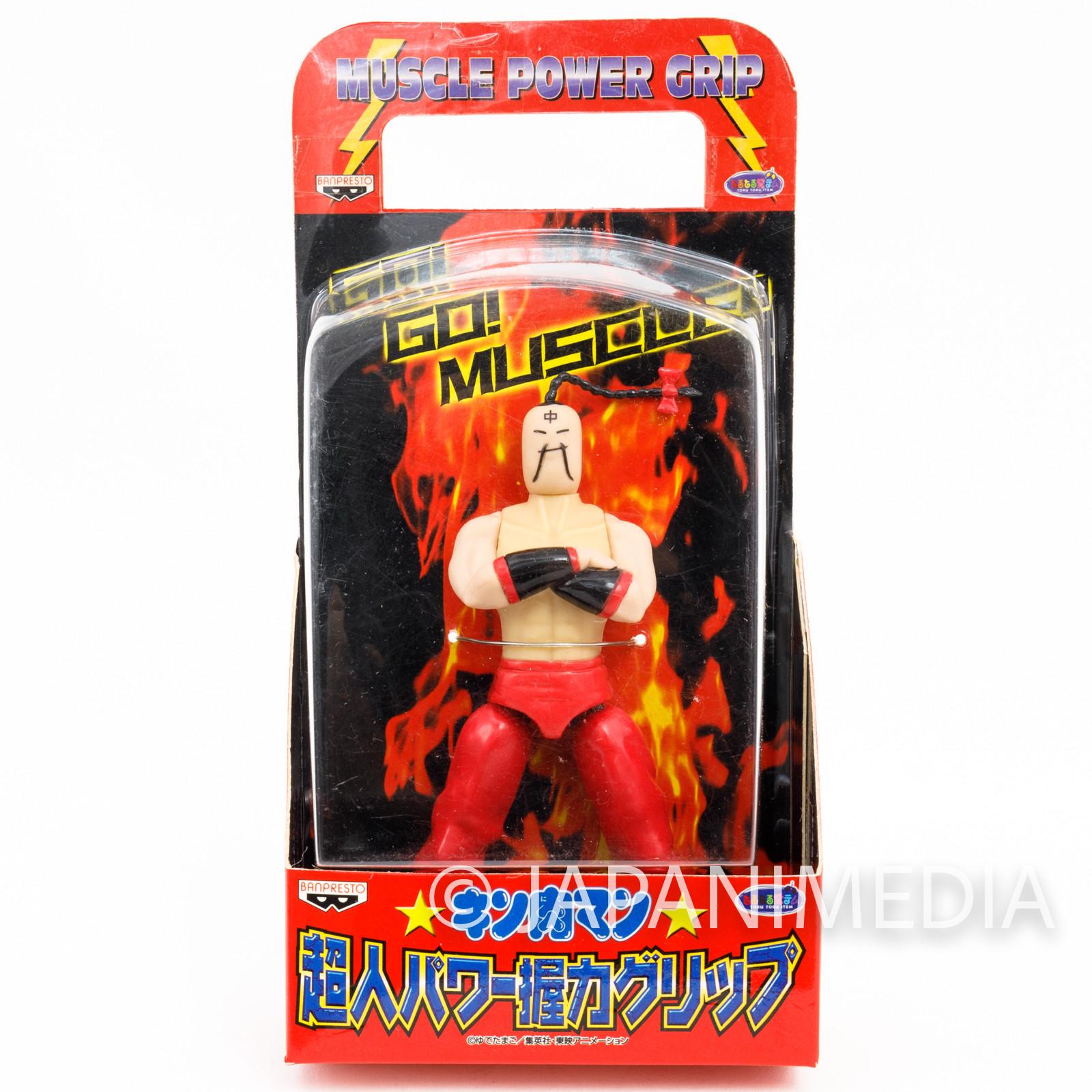 Kinnikuman Ramenman Figure Hand-Grip Ultimate Muscle JAPAN ANIME MANGA