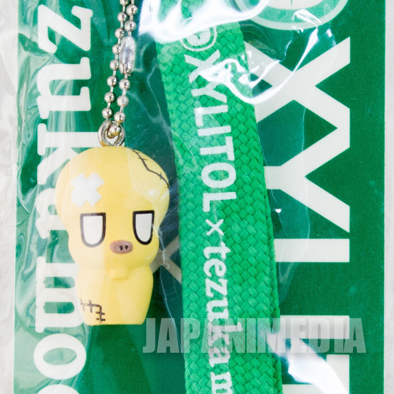 Hyoutan-tsugi Mascot Figure Strap XYLITOL 10th Anniversary Tezuka Osamu