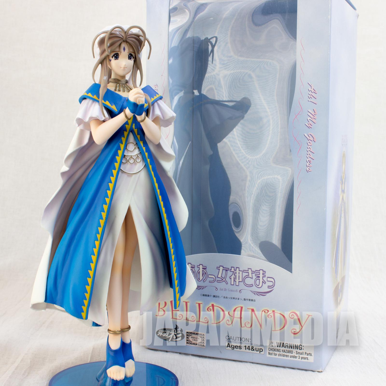 Ah! My Goddess Belldandy 1/7 Scale PVC Figure Atelier-Aya JAPAN ANIME