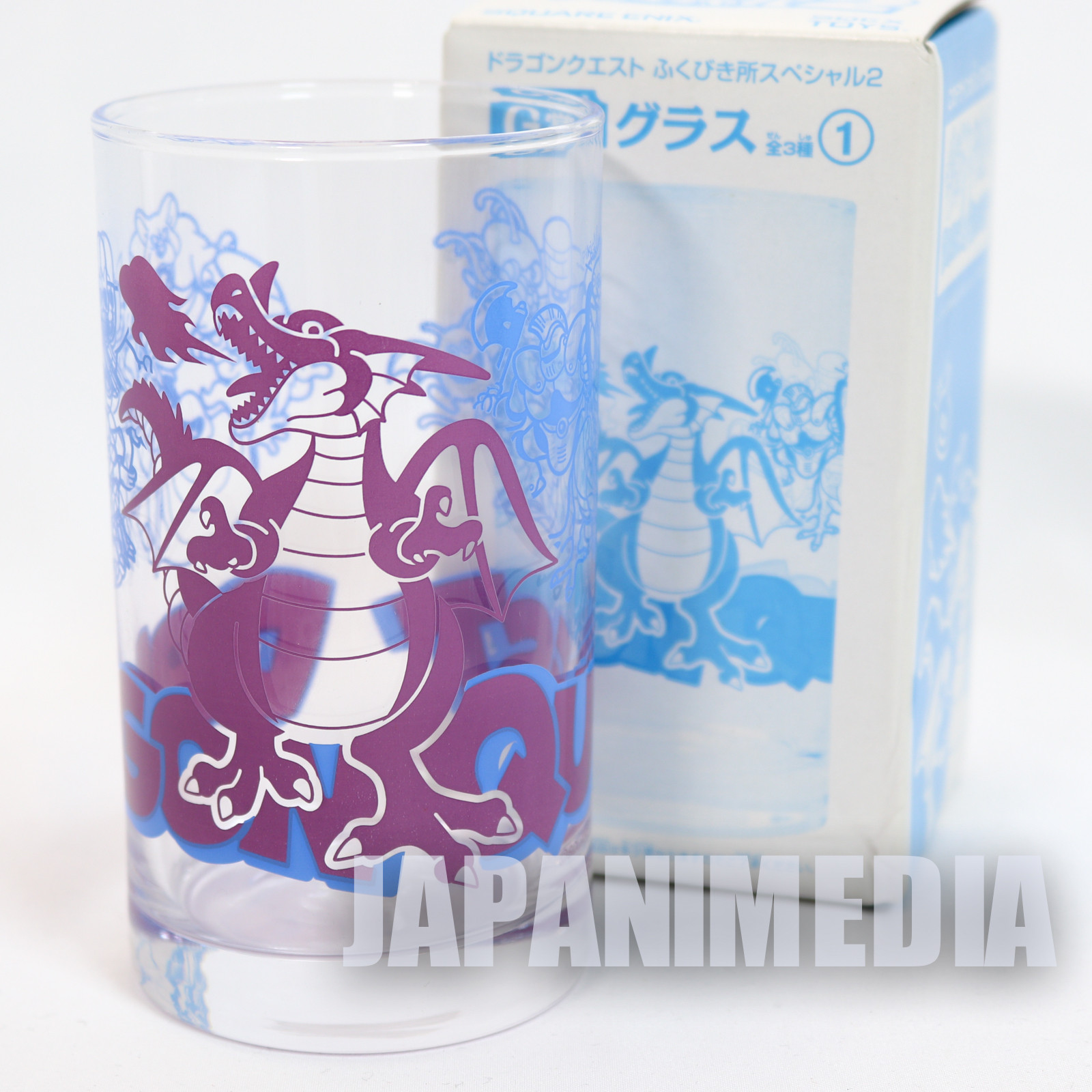 Dragon Quest Dragonlord Ryuoh Ryuou Glass Square Enix JAPAN ANIME MANGA