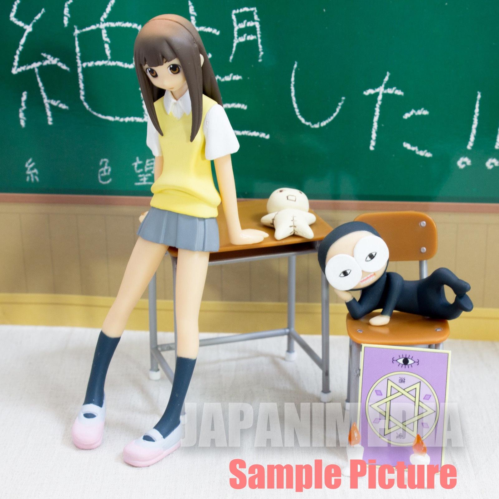Katte ni Kaizo Umi Natori Figure Set Sunday Magazine 50th SEGA JAPAN ANIME MANGA