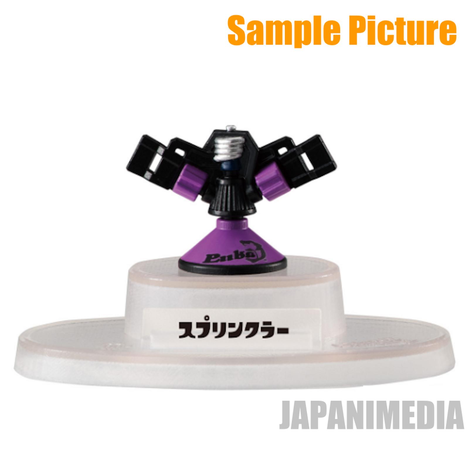 Splatoon 2 Sprinkler Sub Weapon Figure Collection JAPAN Nintendo Switch
