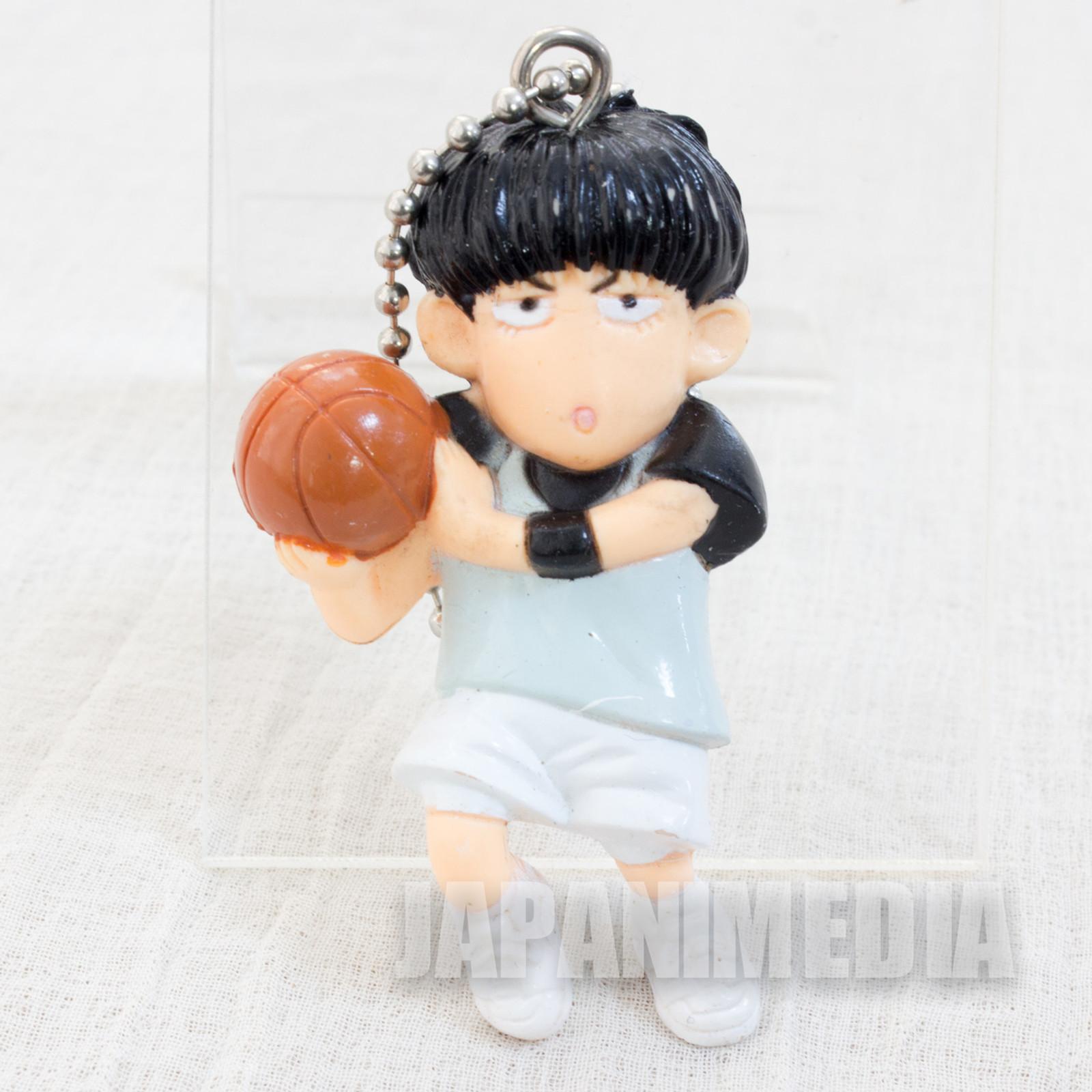SLAM DUNK Kaede Rukawa Mini Figure Ball Key Chain JAPAN ANIME MANGA 3
