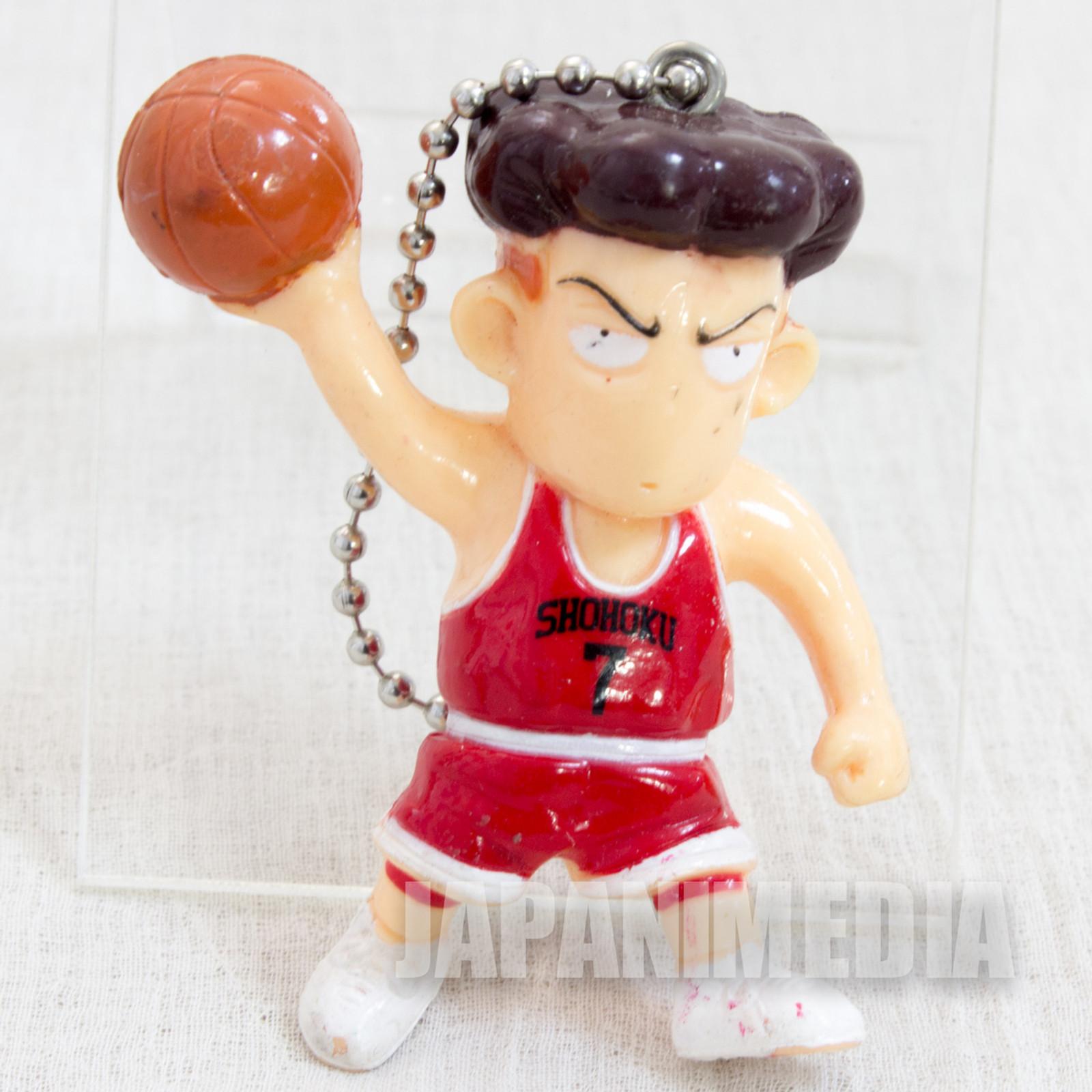 SLAM DUNK Ryota Miyagi Mini Figure Ball Key Chain JAPAN ANIME MANGA 2