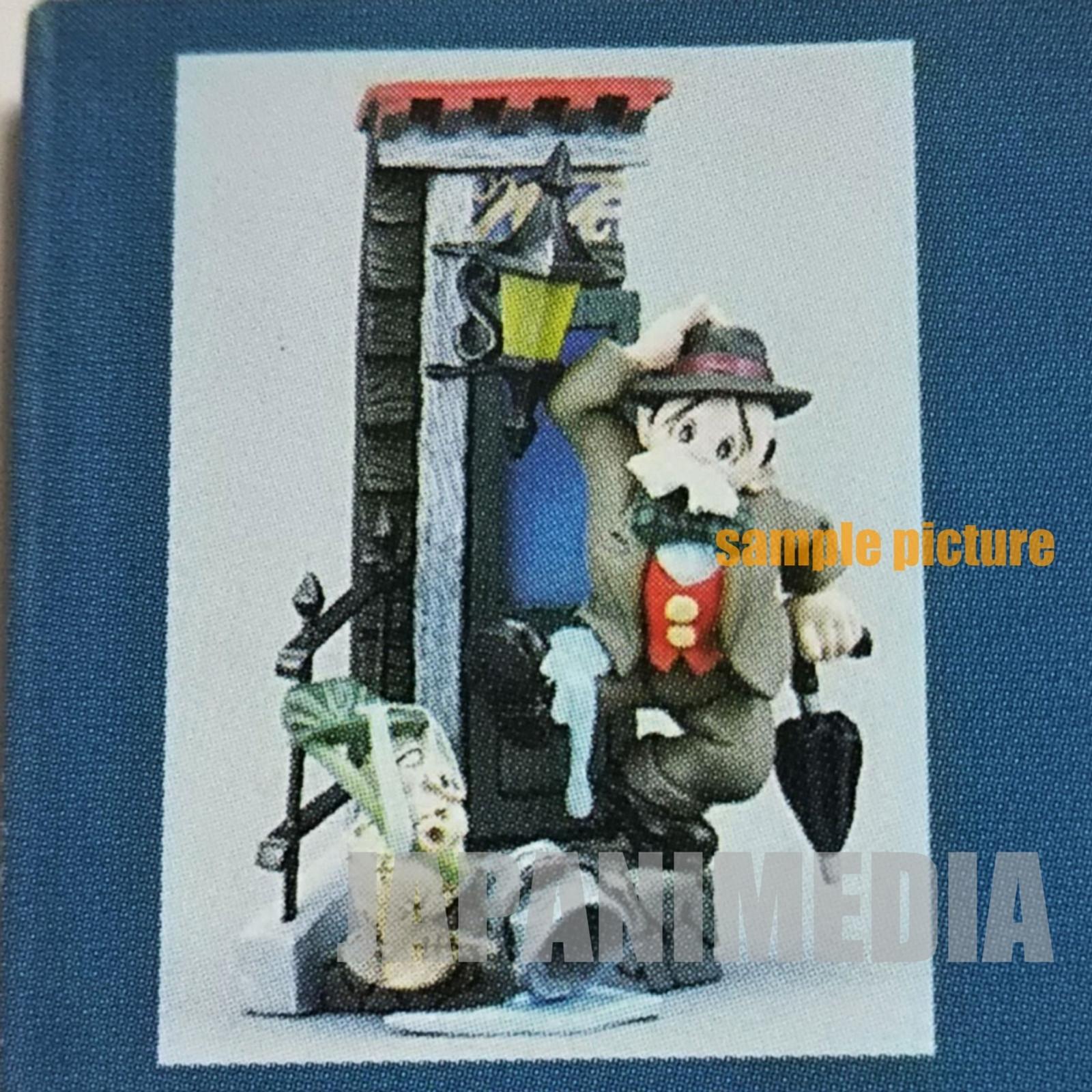 Astro Boy Higeoyaji Mini Vignette Diorama Figure JAPAN ANIME MANGA