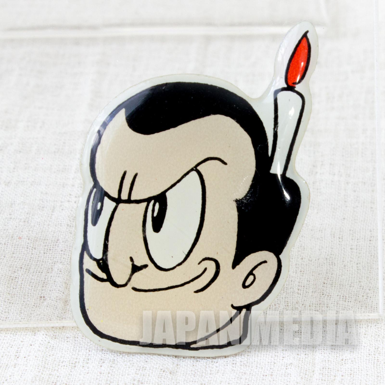 Acetylene Lamp Pins Tezuka Osamu JAPAN ANIME