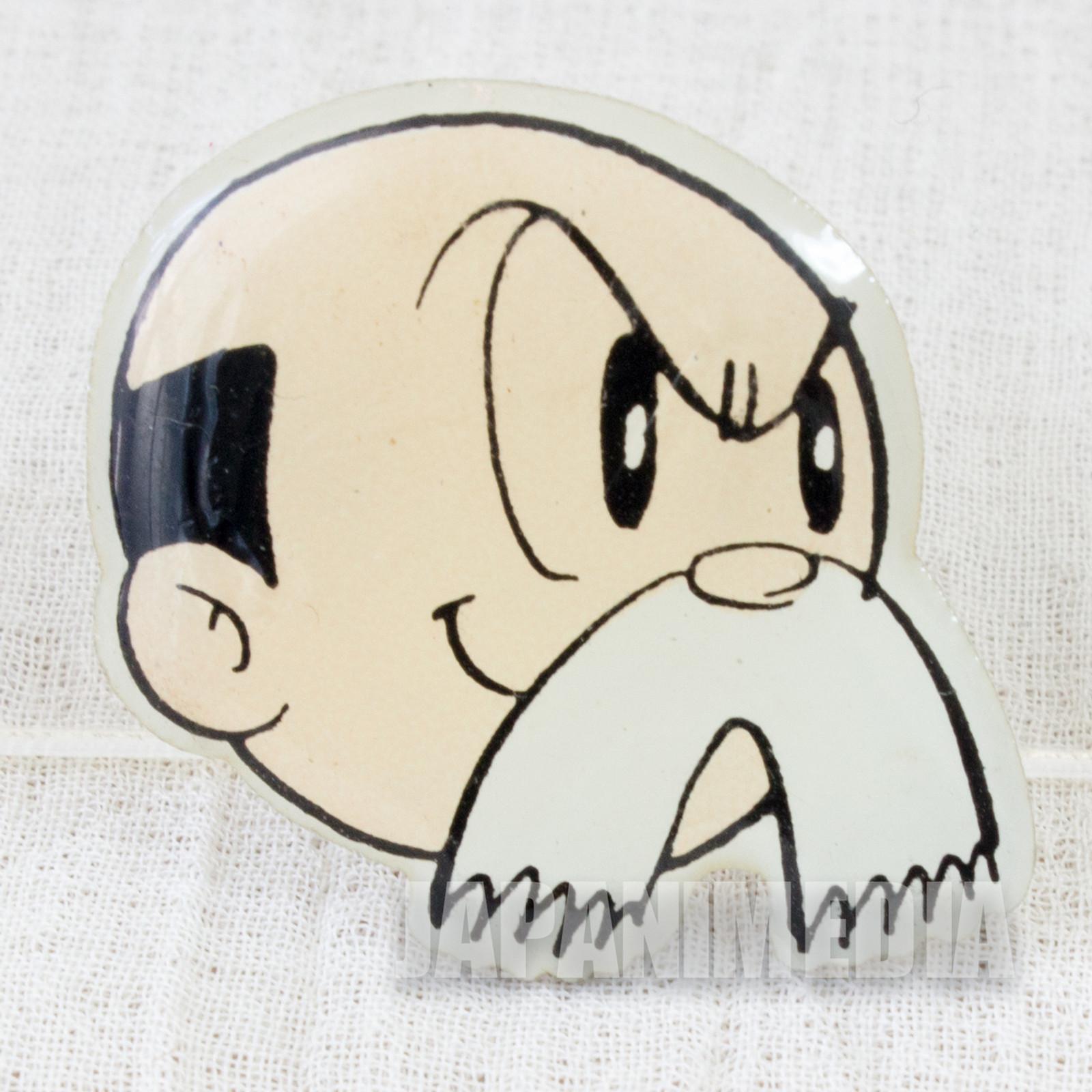 Astro Boy Atom Hige-Oyaji Pins Tezuka Osamu JAPAN ANIME