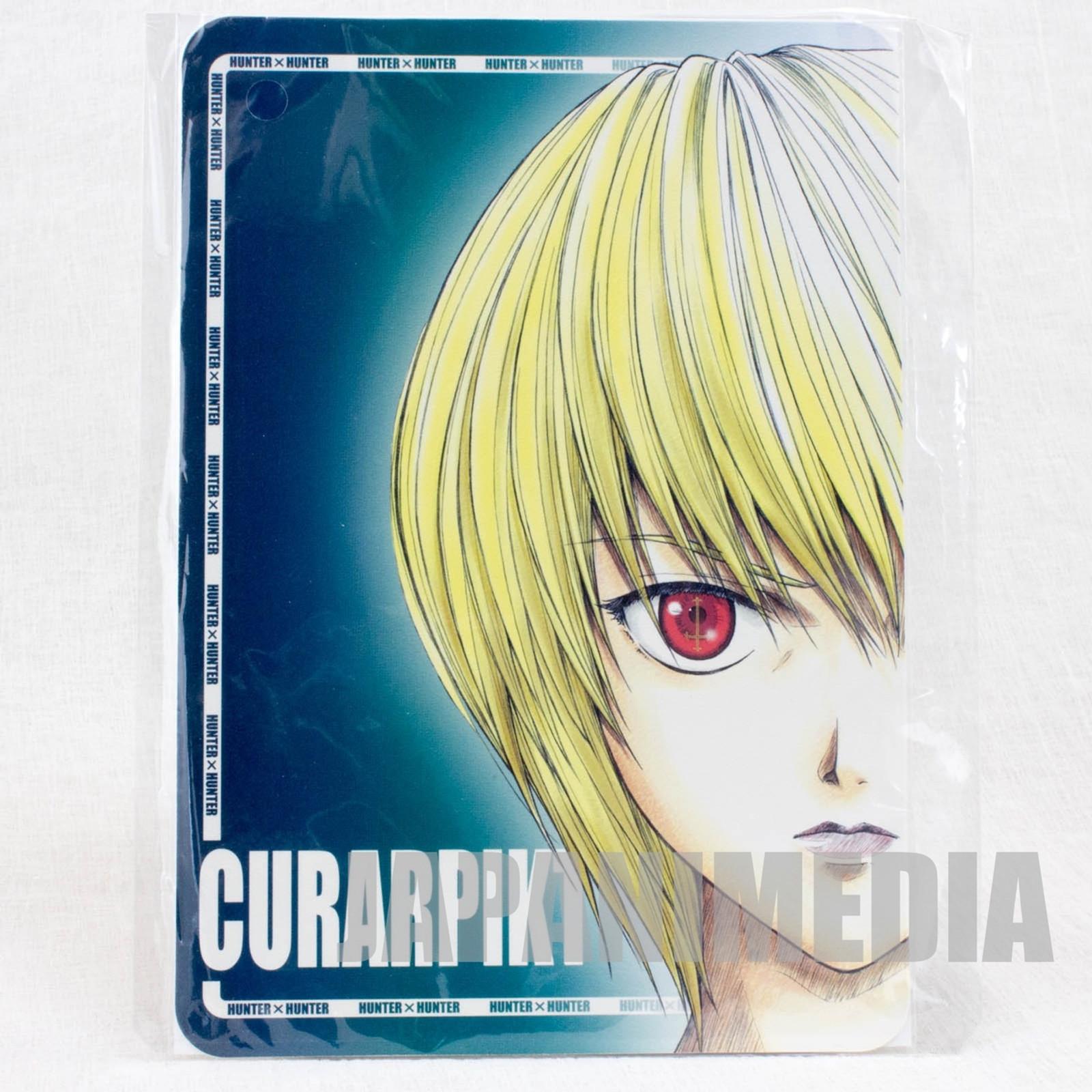 Hunter x Hunter Kurapika Jumbo Card Paddass BANDAI JAPAN ANIME MANGA #3