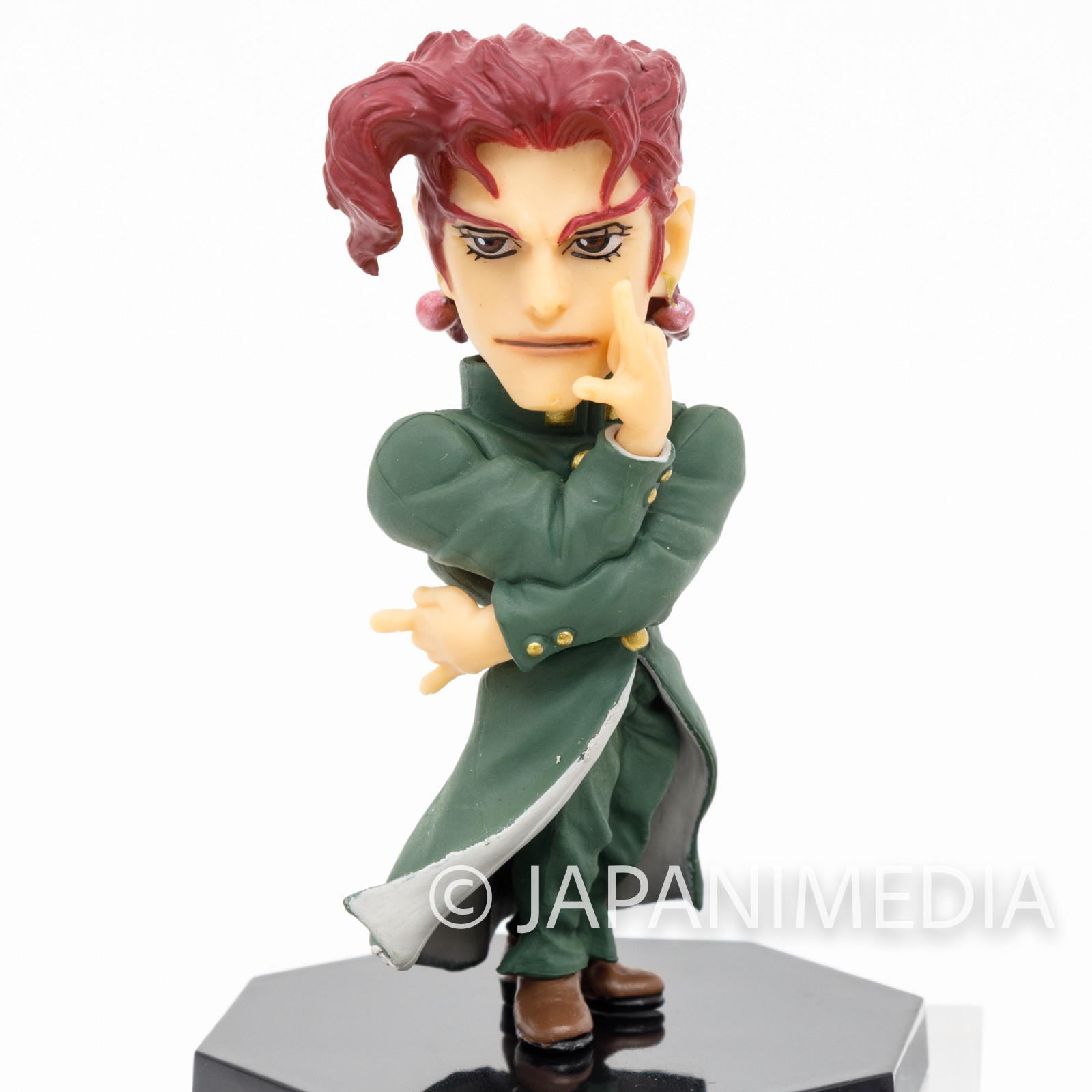 JoJo's Bizarre Adventure Kakyoin Noriaki World Collectable Figure Banpresto