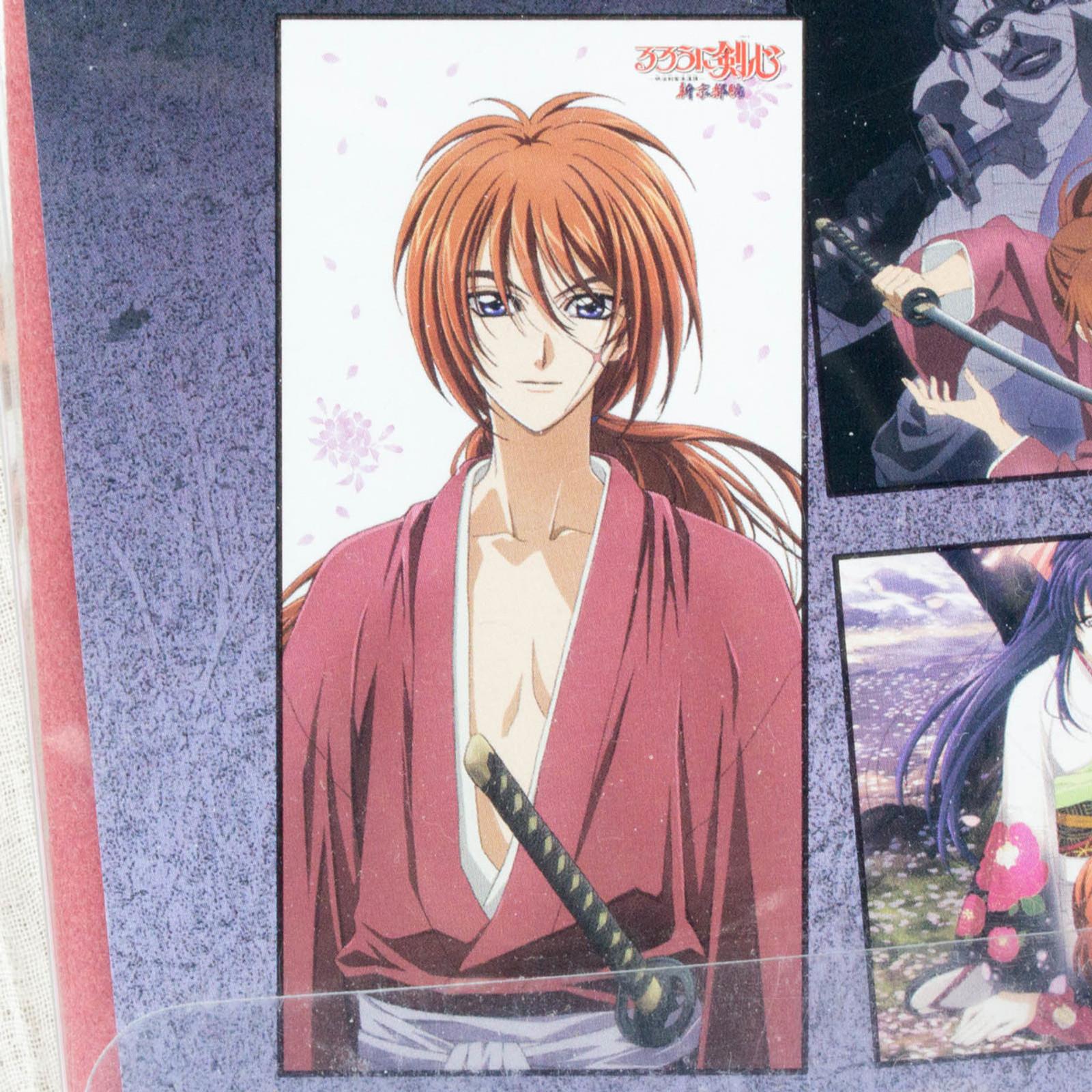Rurouni Kenshin Kenshin Himura Microfiber Towel 75cm x 30cm JAPAN ANIME MANGA