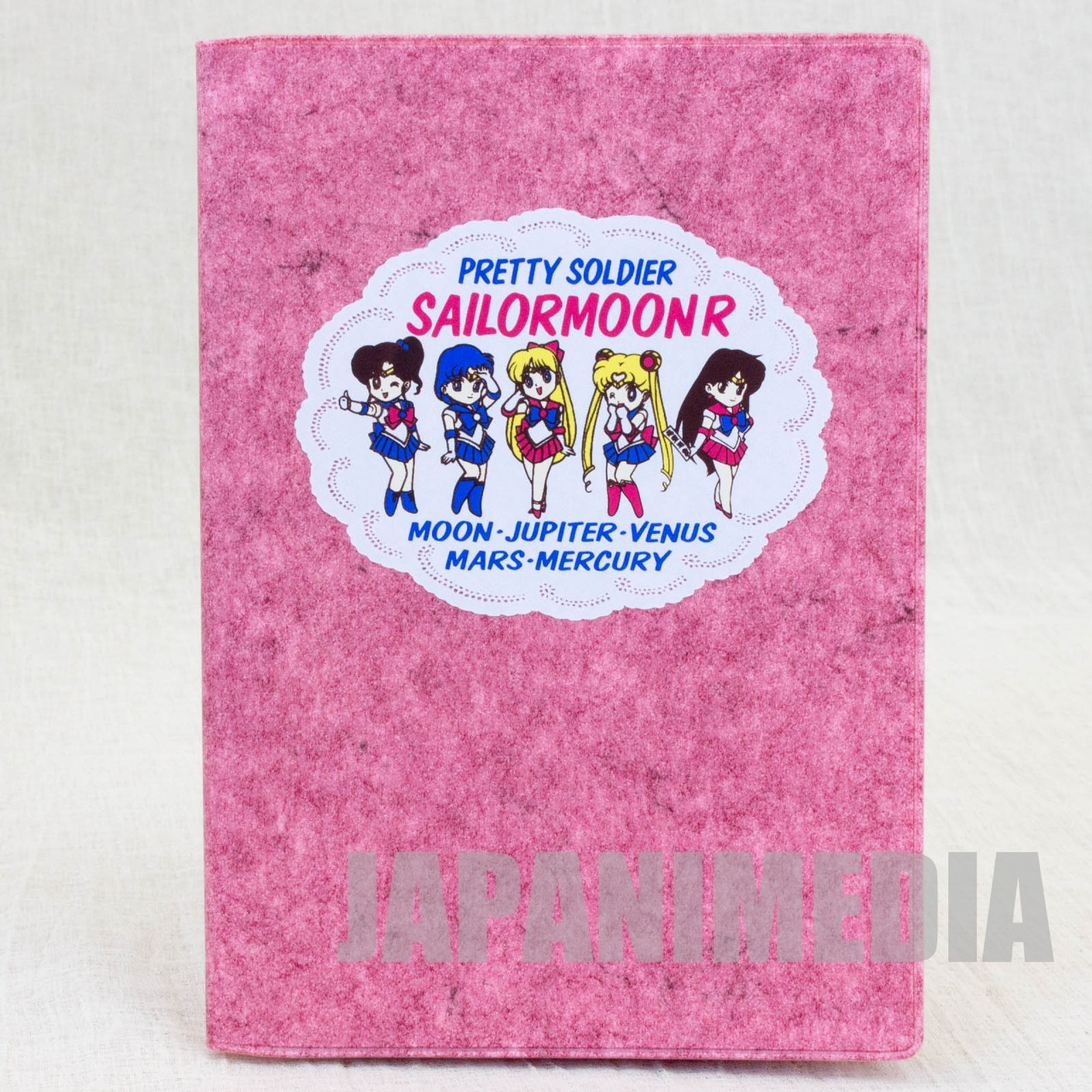 RARE! Sailor Moon Schedule Notebook 1994 JAPAN ANIME MANGA