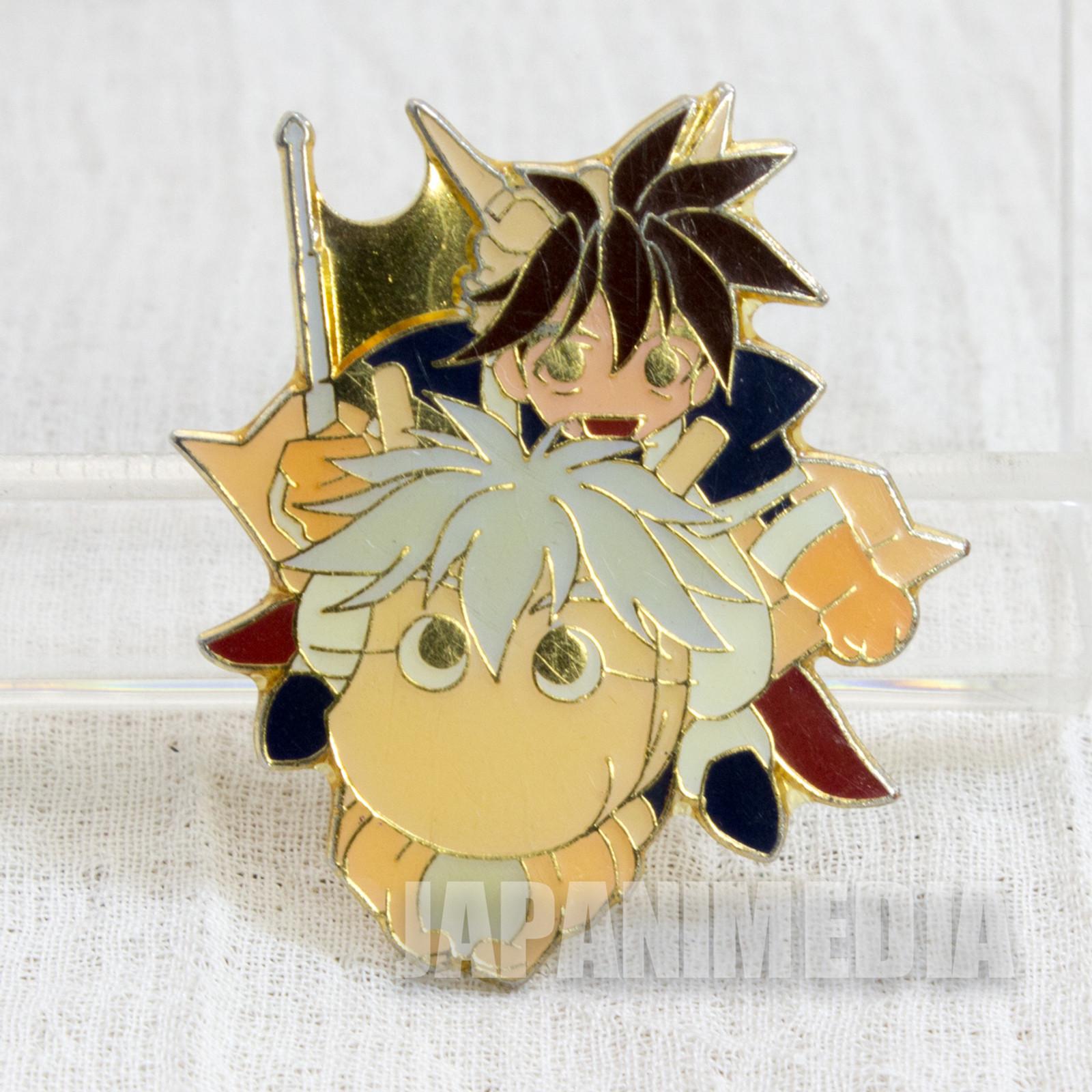 Senkaiden Hoshin Engi Taikobo & Supushan Pins JAPAN ANIME MANGA