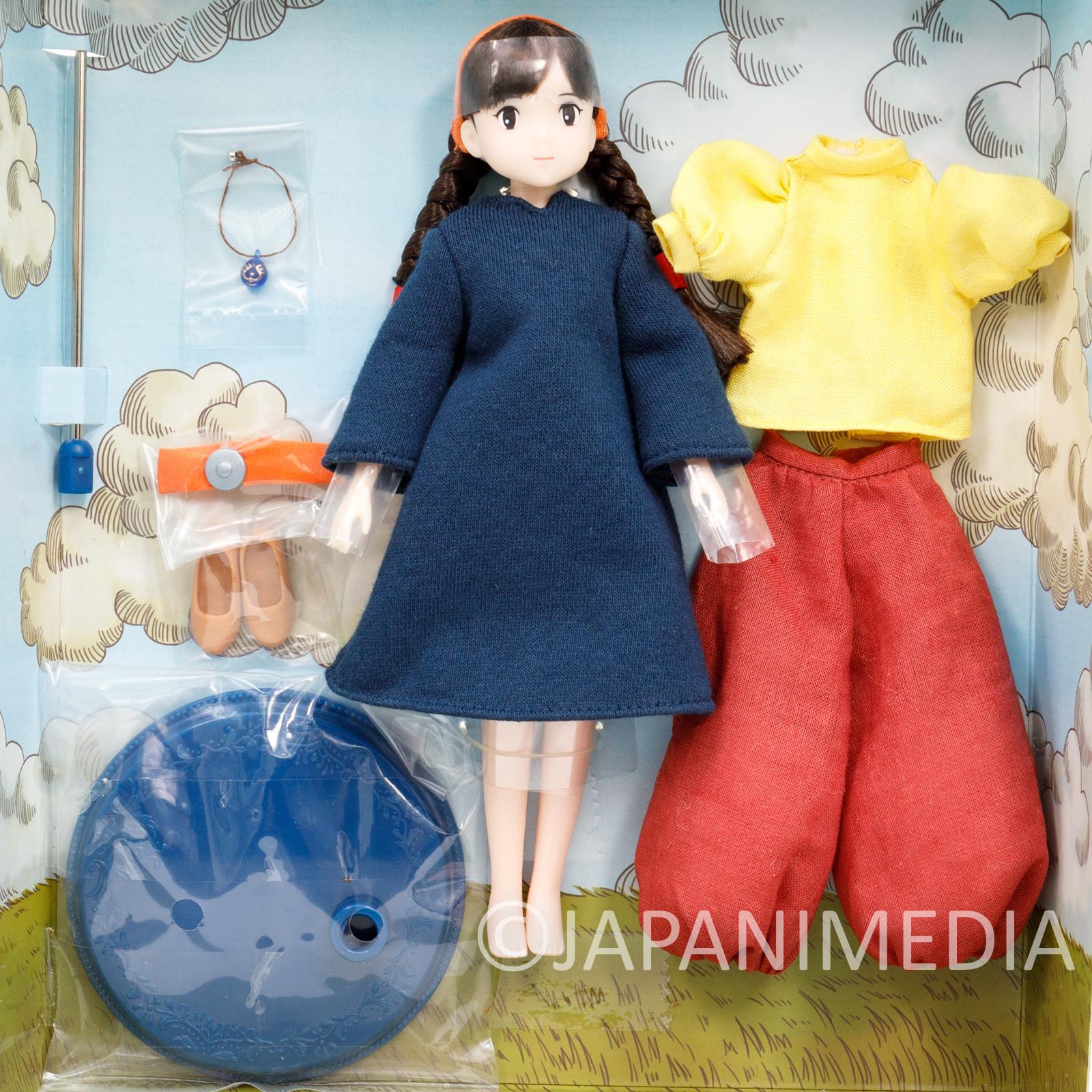 Castle in the Sky Sheeta Figure Licca Rize Doll Takara Tomy Ghibli JAPAN