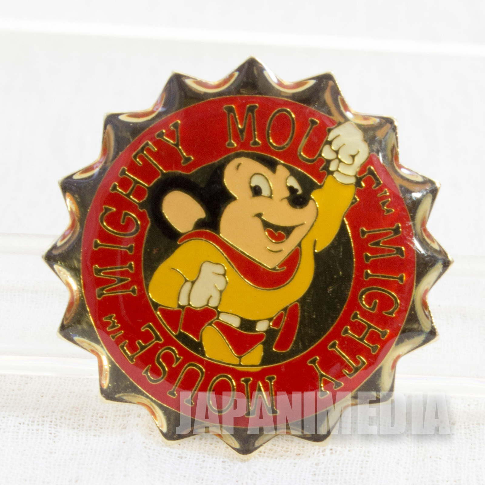 Mighty Mouse PINS #2 ANIME