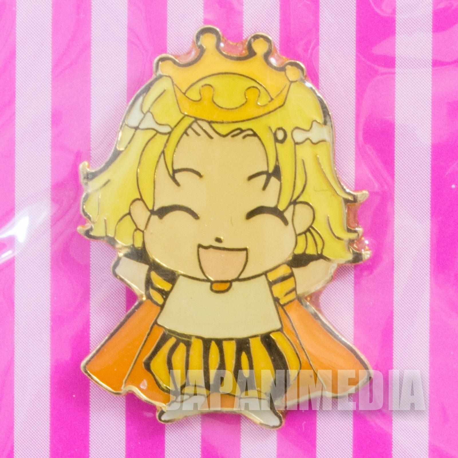 RARE!! Koucha Ouji Earl Grey PINS JAPAN MANGA