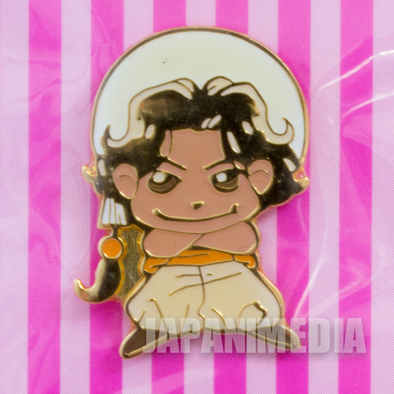 RARE!! Koucha Ouji (Tea Prince) Assam PINS JAPAN MANGA