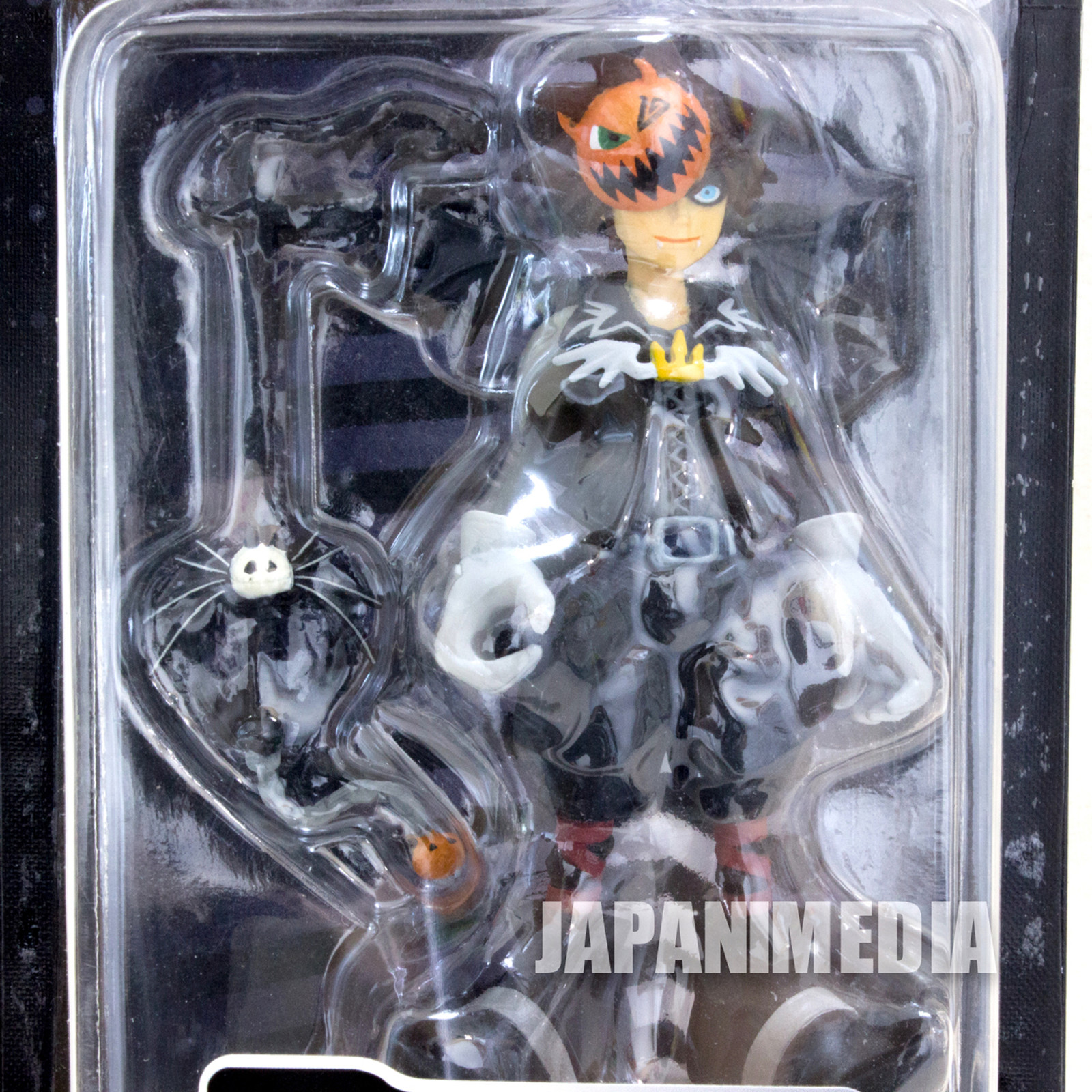 Kingdom Hearts SORA Disney Magical Collection (Halloween Town ver.) Figure Tomy JAPAN