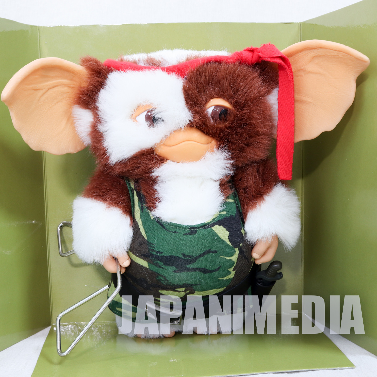 Gremlins 2 Gizmo Figure Fighter Rambo Ver. 2400 Limited Jun Planning JAPAN