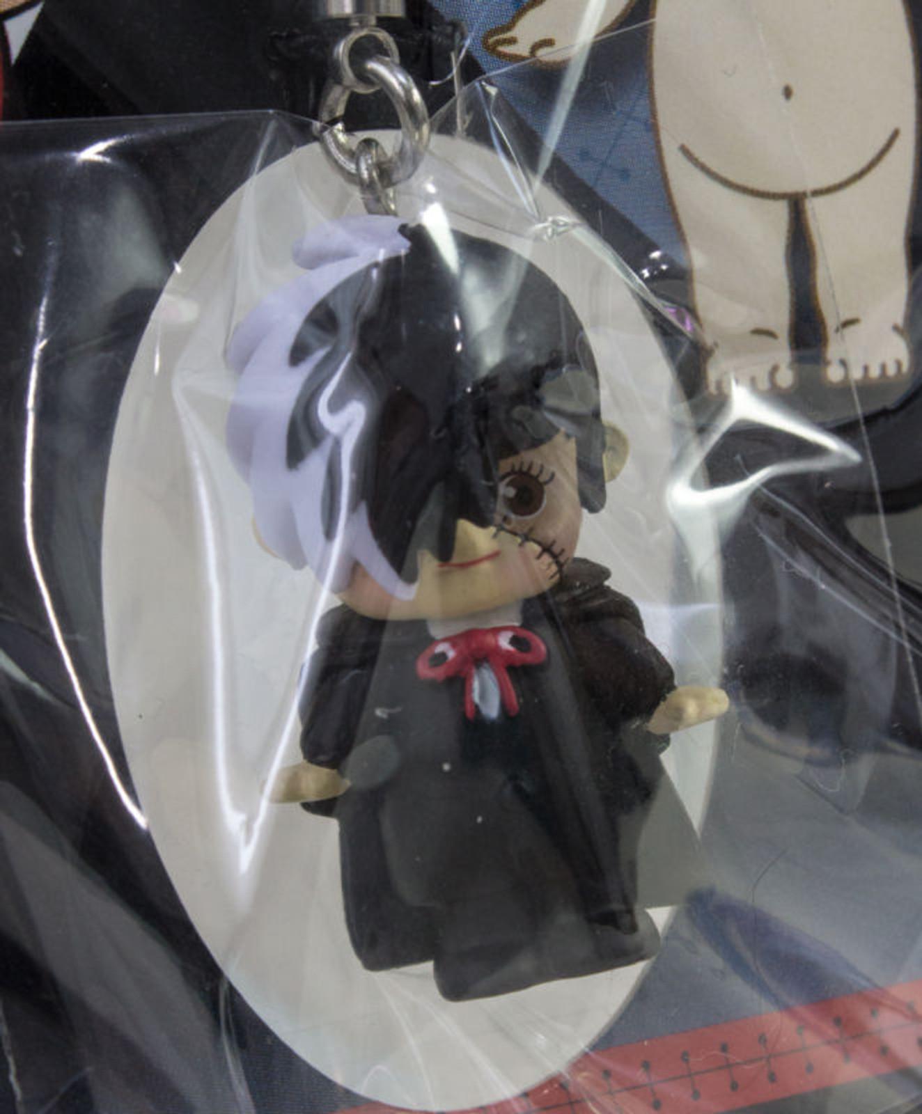 Black Jack Rose O'neill Kewpie Kewsion Strap JAPAN ANIME
