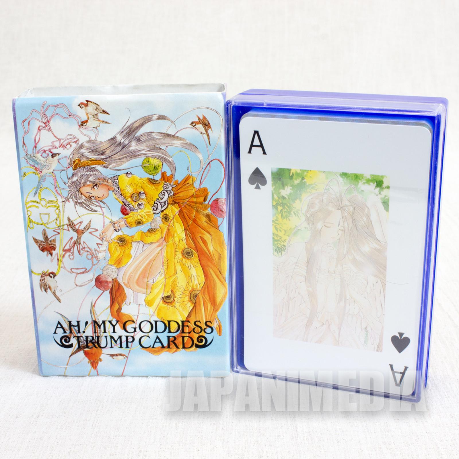 Ah! My Goddess Playing Cards Trump JAPAN ANIME MANGA