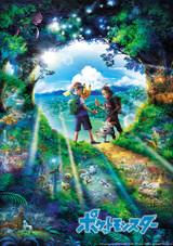 "TV animation new series ""Pokemon"" key visual release!"