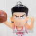 SLAM DUNK Hisashi Mitsui Mini Figure Ball Key Chain JAPAN ANIME MANGA