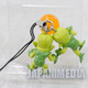 Dragon Ball Z Saibaiman Figure Strap JAPAN ANIME MANGA