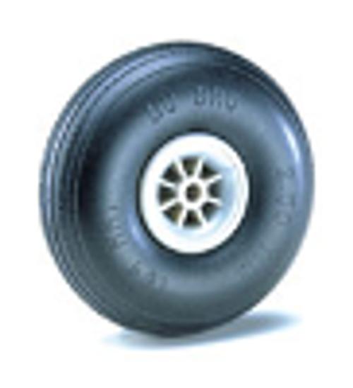 2 - 1/4 Inch Diameter Tread Light Wheel