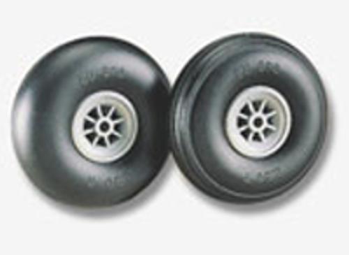 2 - 3/4 Inch Diameter Smooth Surf Wheels