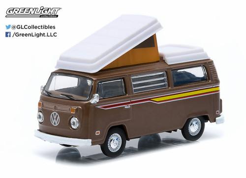 1972 VW Type 2 Camper Van
