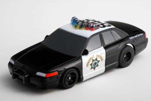 Highway Patrol 848 HO AFX Slot Car