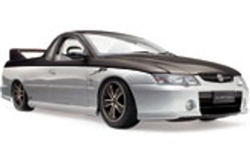 Holden Ute Custom Silver / Black