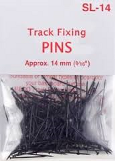 SL-14 Track Fixing Pins 14mm