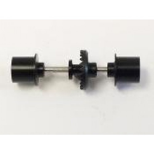 AFX Mega G Rear Axle & Pinion