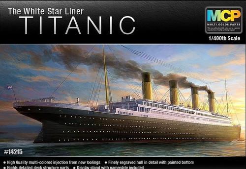 Titanic 1/400 Plastic Model Kit