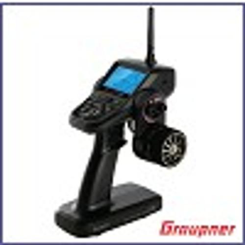 Graupner X-8N 4 Channel Radio