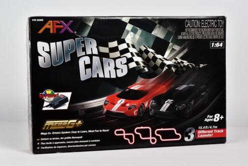 AFX Supercars Set