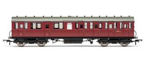 Hornby BR Gresley Suburban Lavatory Composite Coach