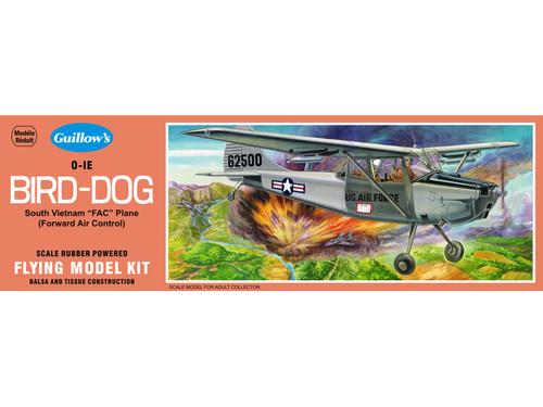 Guillows O - 1E Bird Dog Balsa Powered Kit