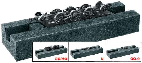 Servicing Cradle for OO / HO, N, HOm, HOn3 & OO-9/HO
